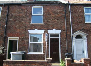 Thumbnail 2 bed terraced house to rent in Lee Street, Louth