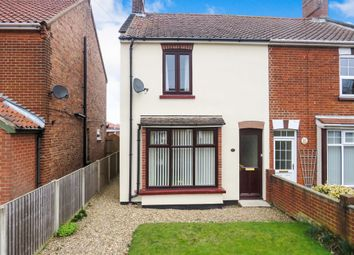 Thumbnail 3 bedroom semi-detached house for sale in Cromer Road, North Walsham