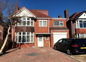 Thumbnail 5 bed property to rent in Westbourne Road, Solihull