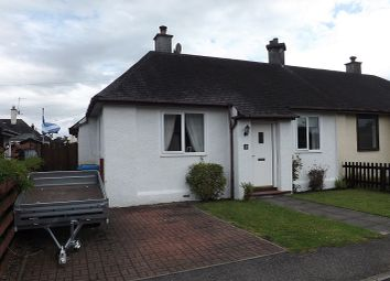 Thumbnail 2 bed semi-detached bungalow for sale in Elliot Road, Invergordon