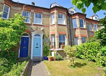 Thumbnail 3 bed terraced house for sale in Roebuck Road, Rochester, Kent