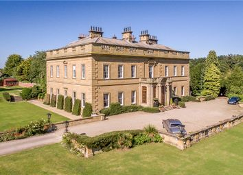 Thumbnail 13 bed detached house for sale in Rudby Hall, Hutton Rudby, Near Yarm, North Yorkshire