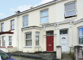 Thumbnail 1 bedroom flat for sale in St. Levan Road, Plymouth