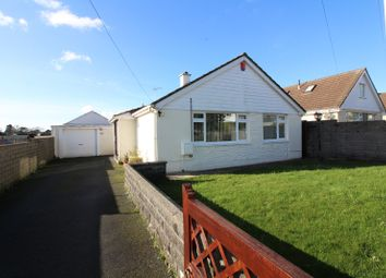 Thumbnail 3 bed detached bungalow for sale in Bunkers Hill, Milford Haven, Pembrokeshire.