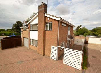 Thumbnail 4 bed detached house for sale in Yardley Drive, Kingsthorpe, Northampton