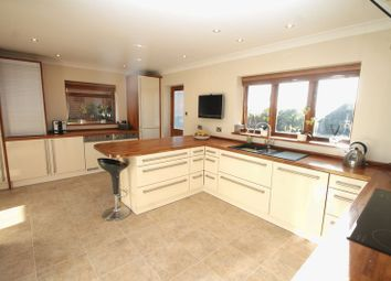 Thumbnail 4 bed detached house for sale in Coombe Wood Lane, Hawkinge, Folkestone