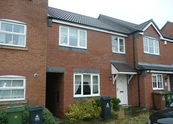 Thumbnail 3 bed terraced house to rent in Ampleforth Drive, Willenhall