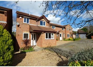 Thumbnail 3 bedroom detached house for sale in Farndon Close, Northampton
