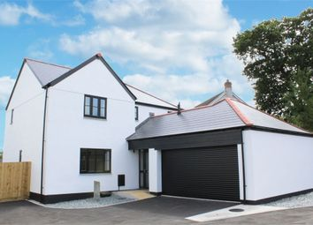 Thumbnail 4 bed detached house for sale in Pedlars Orchard, Petherwin Gate, Launceston, Cornwall