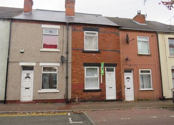 Thumbnail 3 bed terraced house for sale in St. Michaels Street, Sutton-In-Ashfield