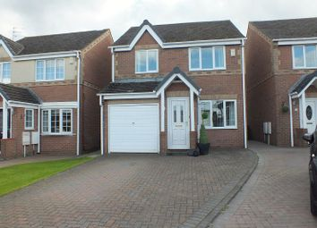 Thumbnail 3 bed detached house to rent in Marwell Drive, Washington