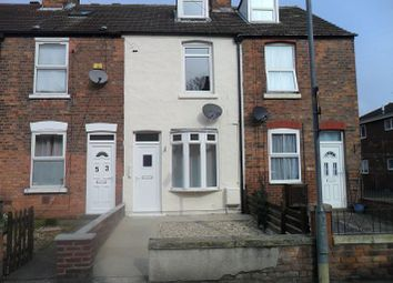 Thumbnail 2 bed terraced house to rent in Waterworks Street, Gainsborough, 1