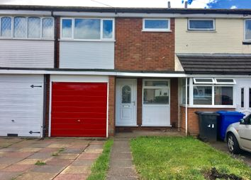Thumbnail 3 bedroom terraced house to rent in Manor Rise, Burntwood
