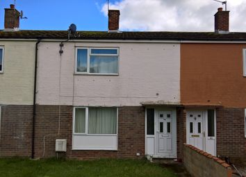 Thumbnail 2 bed terraced house to rent in Greenwich Road, Hailsham