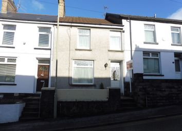 Thumbnail 3 bed terraced house for sale in Court Terrace, Twynyrodyn, Merthyr Tydfil