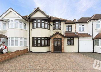 Thumbnail 4 bedroom semi-detached house for sale in Upper Brentwood Road, Gidea Park, Essex