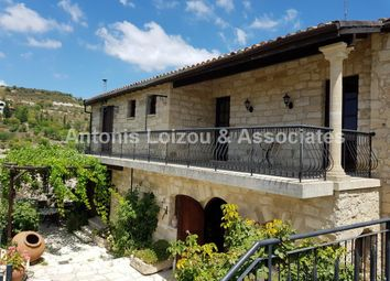 Thumbnail 3 bed property for sale in Arsos, Cyprus