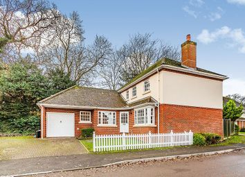 4 bed detached house to rent in Pursers Farm, Basingstoke Road, Spencers Wood, Reading RG7
