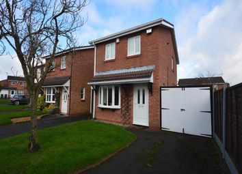 Thumbnail 3 bed detached house to rent in Gibson Road, Perton, Wolverhampton