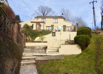 Thumbnail 3 bed cottage for sale in The Uplands, Pontrhydyfen, Port Talbot