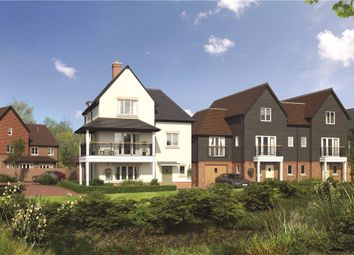 Thumbnail 5 bed semi-detached house for sale in Woodhurst Park, Warfield, Berkshire