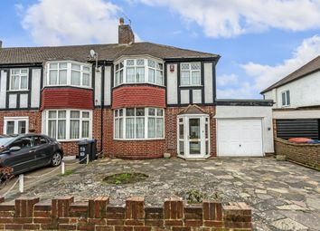 3 bed terraced house for sale in Queen Mary Avenue, Morden, Surrey SM4
