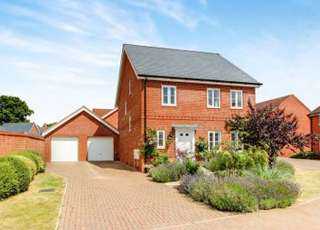 Thumbnail 5 bedroom detached house for sale in Wyndham Drive, Romsey
