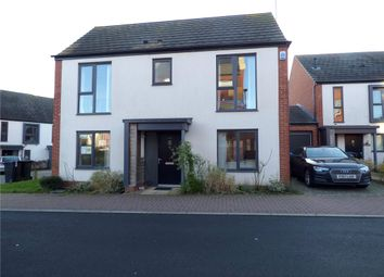 Thumbnail 3 bed detached house for sale in Prince William Drive, Derby