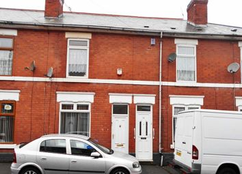 Thumbnail 3 bed terraced house to rent in Stanton Street, New Normanton, Derby