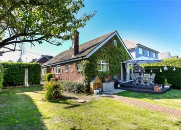 Thumbnail 4 bed detached bungalow for sale in Florence Road, Fleet, Hampshire