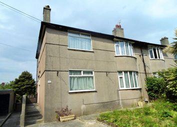 Thumbnail 2 bed flat for sale in Hooe Road, Hooe, Plymouth, Devon