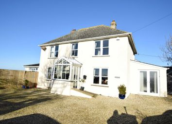 Thumbnail 5 bed property for sale in Hobbacott Lane, Marhamchurch, Cornwall
