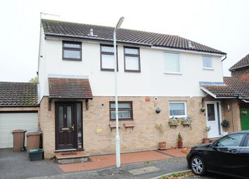 Thumbnail 3 bed semi-detached house to rent in Clarence Close, Chelmer Village, Chelmsford, Essex