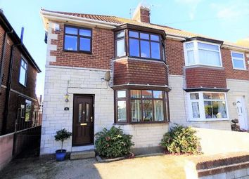 Thumbnail 3 bed semi-detached house for sale in Marlborough Avenue, Wyke Regis, Weymouth