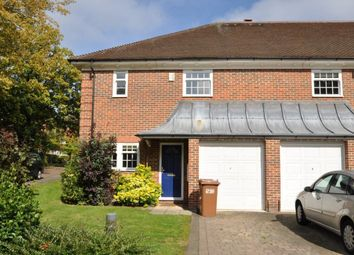 Thumbnail 3 bed property to rent in Scholars Mews, Welwyn Garden City