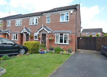 Thumbnail 3 bed end terrace house for sale in Carson Way, Castlefields, Stafford