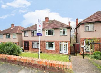 Thumbnail 3 bed semi-detached house for sale in Broom Mead, Bexleyheath