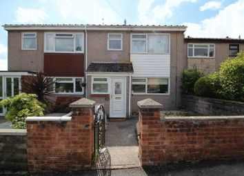 Thumbnail 3 bed terraced house for sale in Park Close, Treforest, Pontypridd