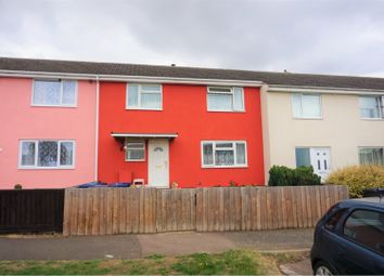 Thumbnail 3 bed terraced house for sale in Thongsley, Huntingdon