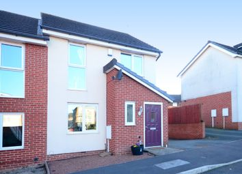 Thumbnail 3 bed semi-detached house for sale in Brentleigh Way, Hanley, Stoke-On-Trent
