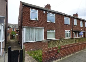 Thumbnail 3 bed flat for sale in Allendale Road, Newcastle Upon Tyne