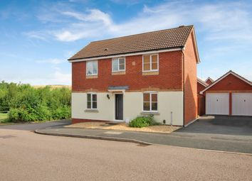 Thumbnail 4 bed detached house for sale in Plumstead Close, Redditch
