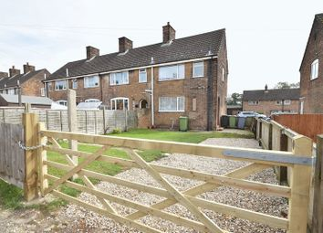 Thumbnail 2 bed end terrace house for sale in Edinburgh Road, Brookenby, Binbrook, Market Rasen