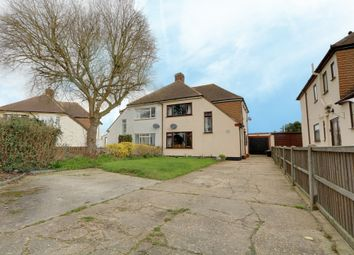 Thumbnail 3 bed semi-detached house for sale in Sheridan Avenue, Benfleet