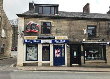 Thumbnail Commercial property for sale in Ramsbottom BL0, UK