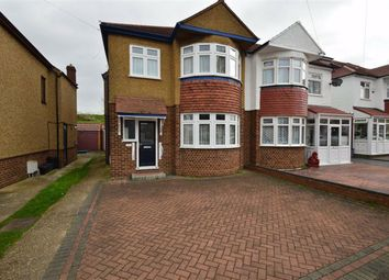 Thumbnail 3 bed semi-detached house for sale in Torquay Gardens, Redbridge