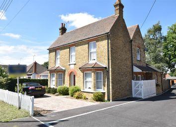 Kiln Road, Hadleigh, Benfleet SS7. 4 bed detached house