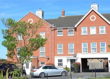 Thumbnail 4 bed terraced house for sale in Chapelwent Road, Haverhill, Suffolk