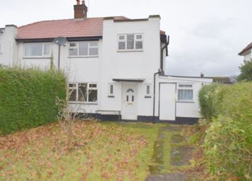Thumbnail 3 bed semi-detached house to rent in Chester Road, Saltney Ferry, Chester