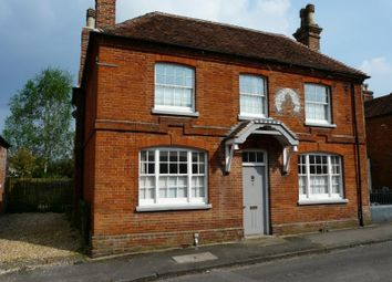 Thumbnail 4 bed detached house to rent in Church Street, Kintbury